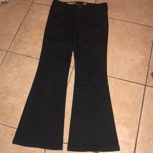 Anthropologie Pilcro Flare Jeans Size 30